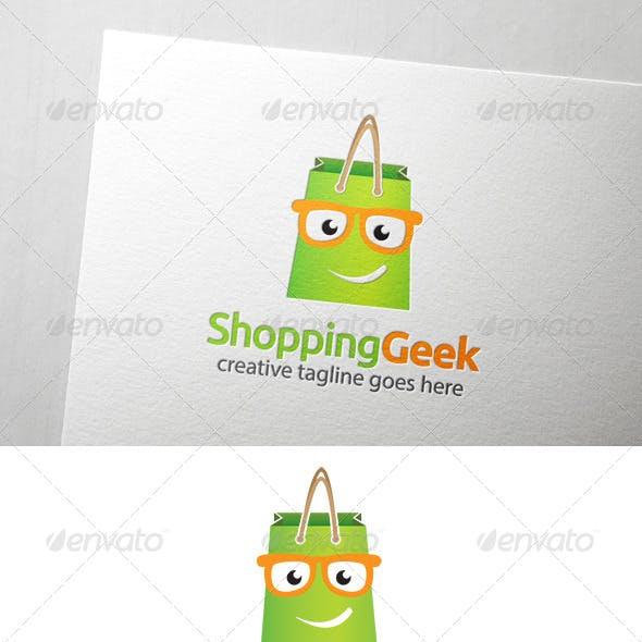 Shopping Geek Logo
