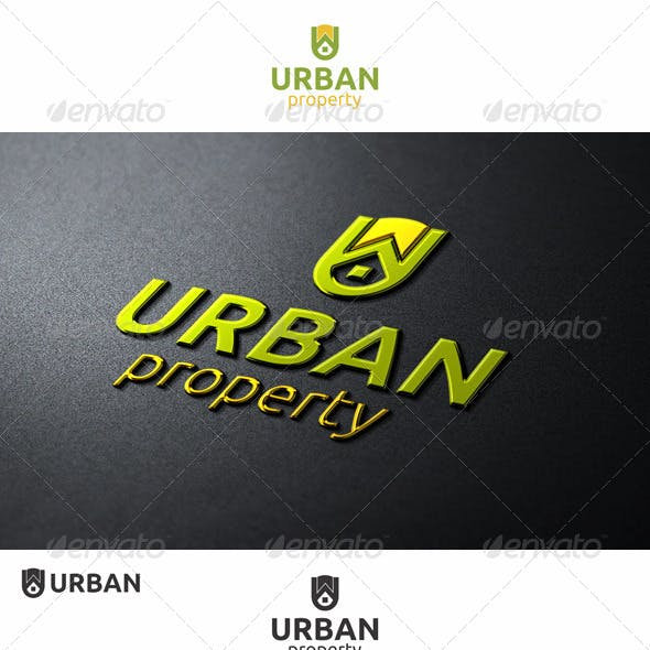 Urban Property U Logo