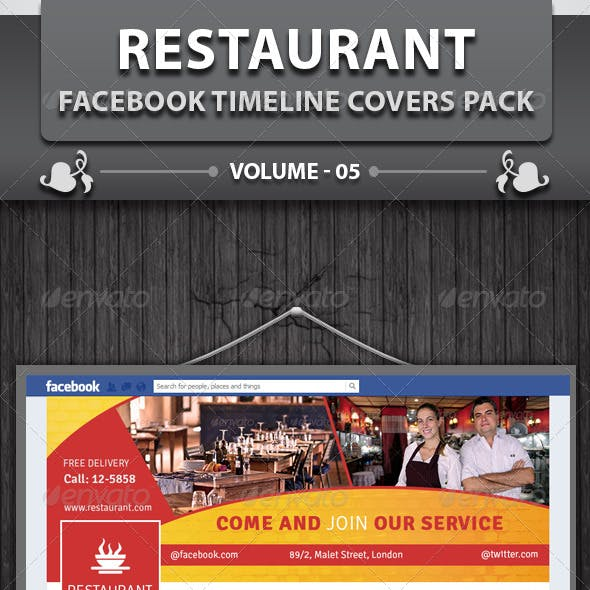 Restaurant Business FB Timeline | Volume 12