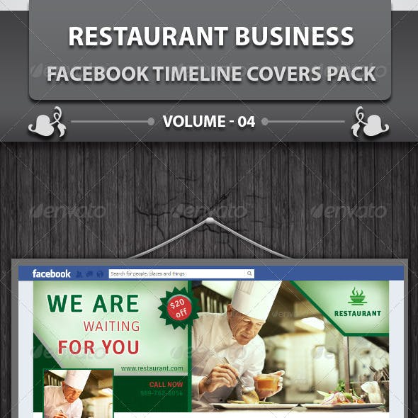 Restaurant Business FB Timeline | Volume 7