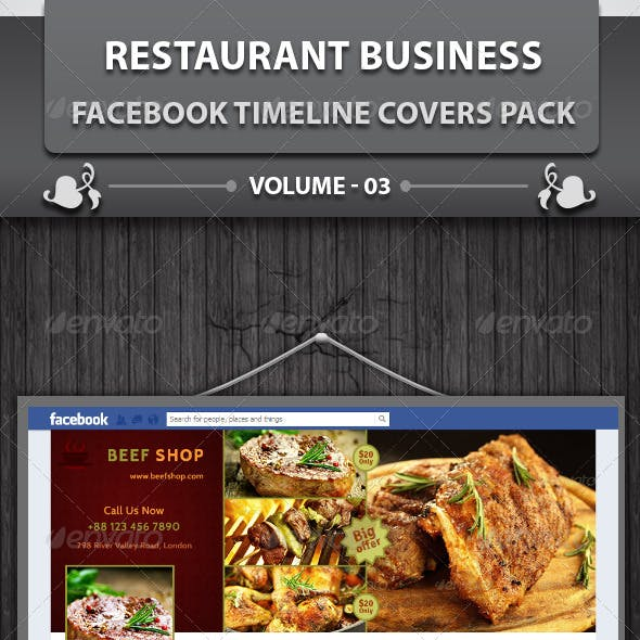 Restaurant Business FB Timeline | Volume 8