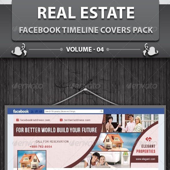 Real Estate Business FB Timeline | Volume 5
