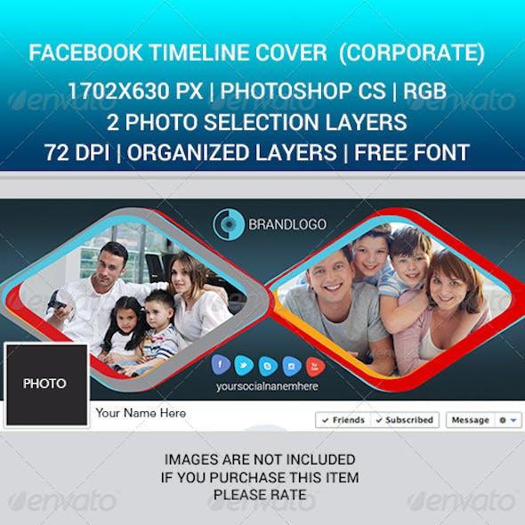 Facebook Timeline Cover (corporate)