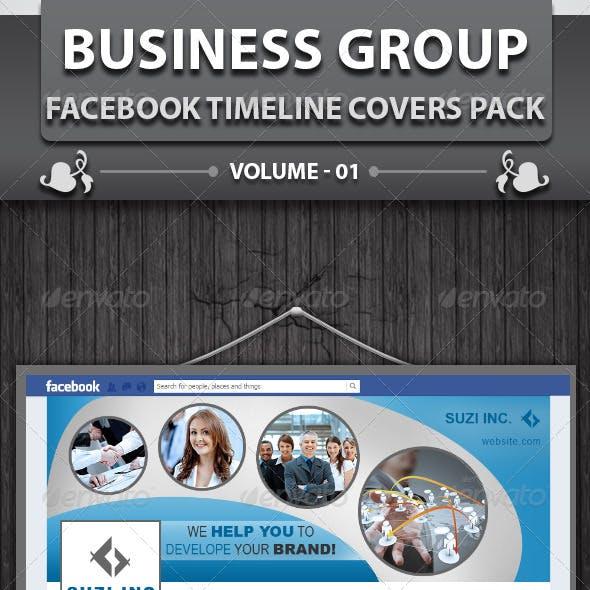 Corporate Business FB Timeline | Volume 4