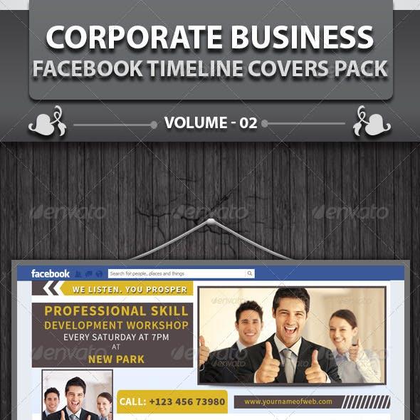 Corporate Business FB Timeline | Volume 2