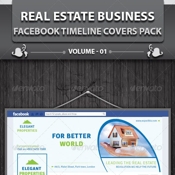 Real Estate Business FB Timeline | Volume 2
