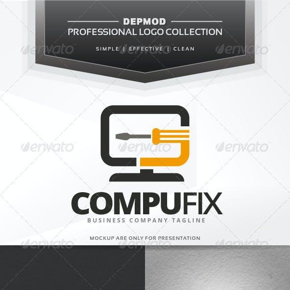 Compu Fix Logo