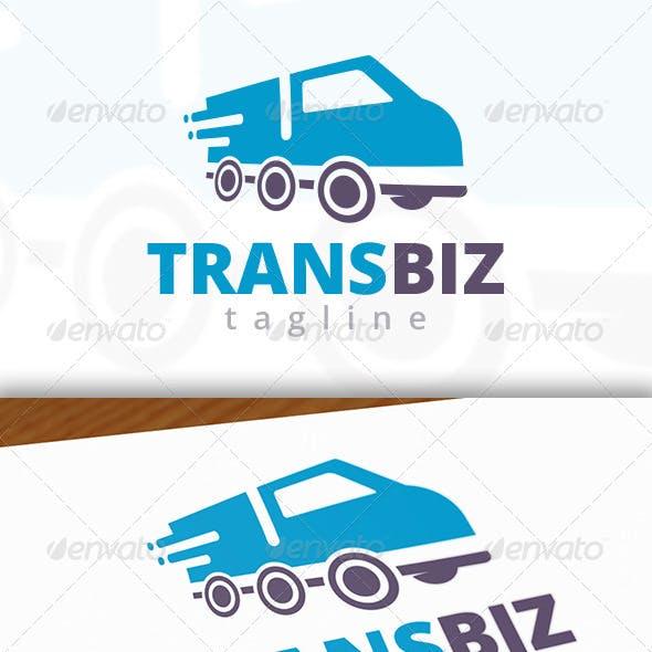 Transport Truck Logo