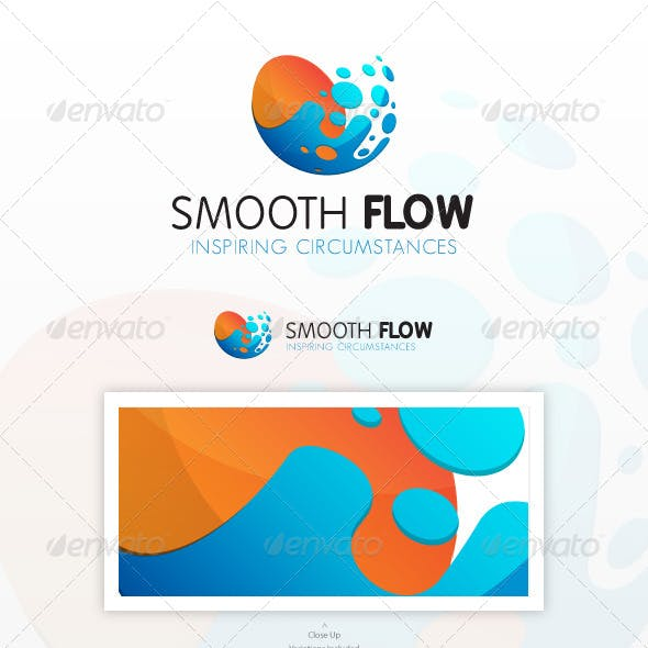 Smooth Flow Logo