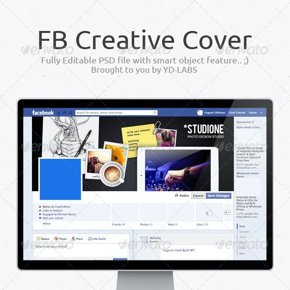 FB Creative Cover