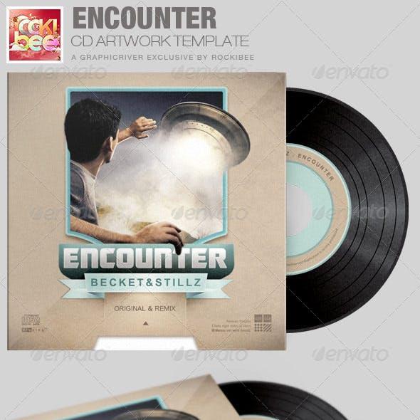 Encounter CD Artwork Template