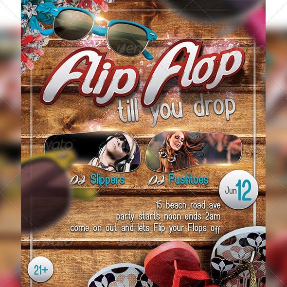 Flip Flop Till You Drop