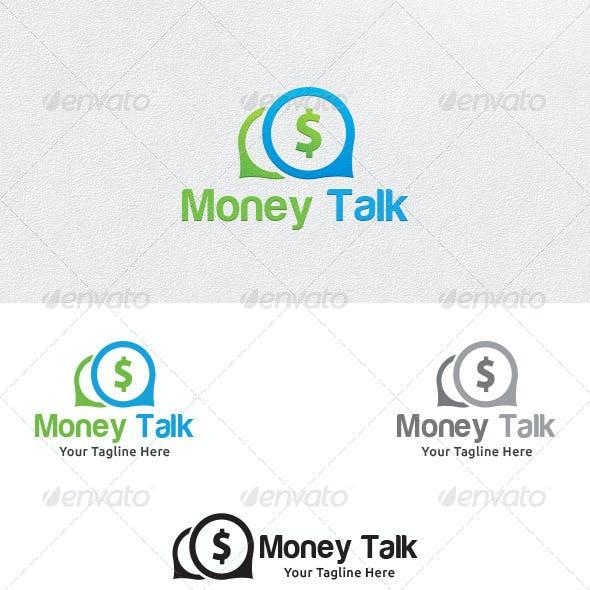 Money Talk - Logo Template