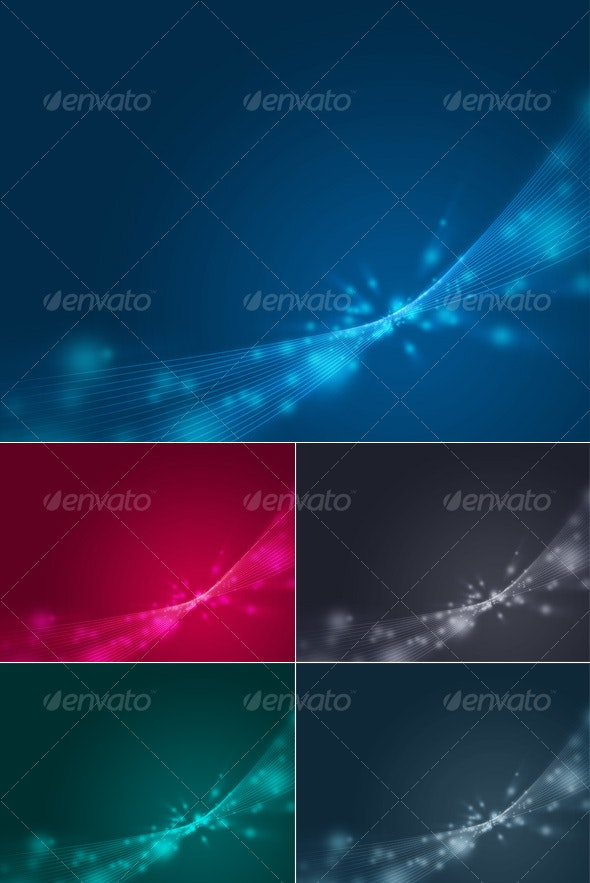 Spacy Background - Abstract Backgrounds