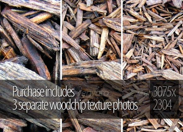 Woodchipset - Wood Textures