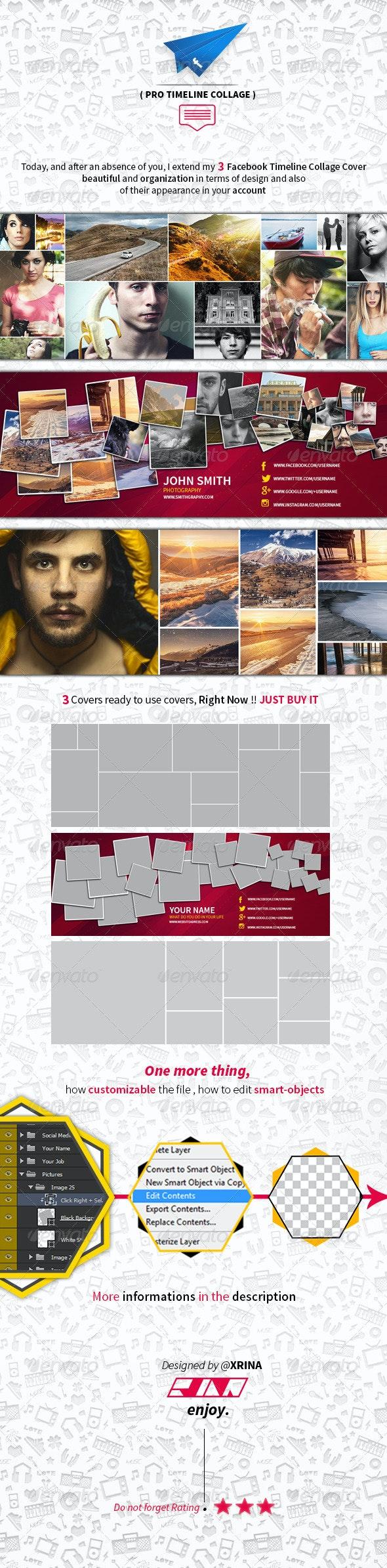 Facebook Timeline Collage - Facebook Timeline Covers Social Media