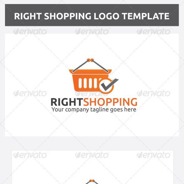 Right Shopping Logo