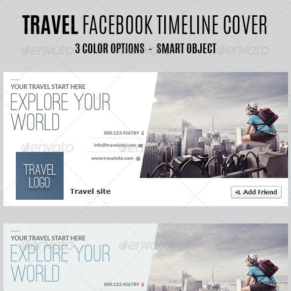 Travel Facebook Timeline Covers