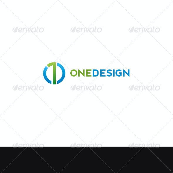 Number One Logo | Onedesign