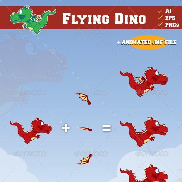 Flying Dino