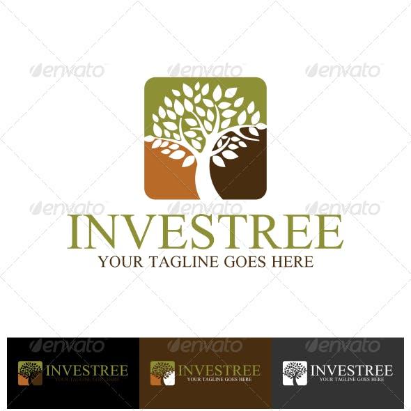 Investree Logo Template