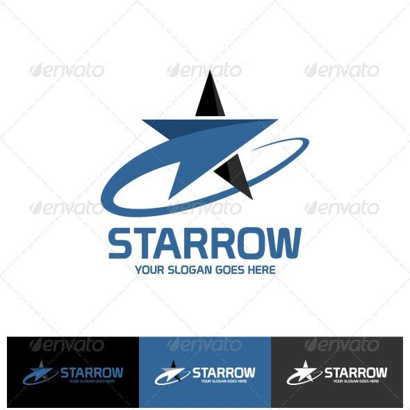 Starrow Logo Template