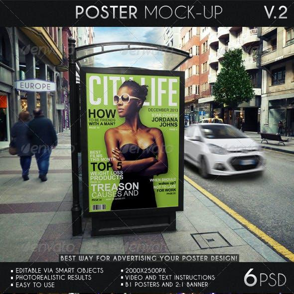 Poster Mock-Up