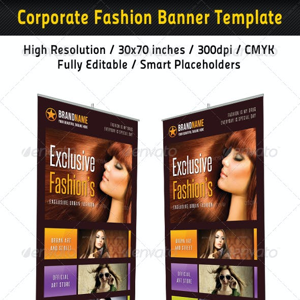 Fashion Multipurpose Banner Template 35