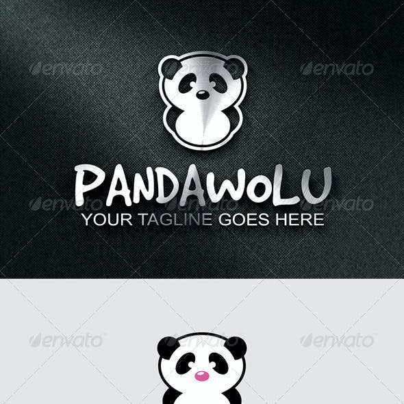 PandaWolu Logo