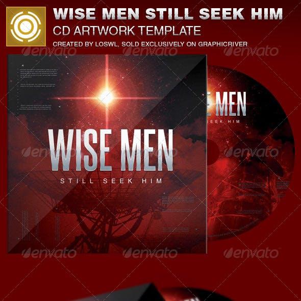Wise Men Still Seek Him CD Artwork Template