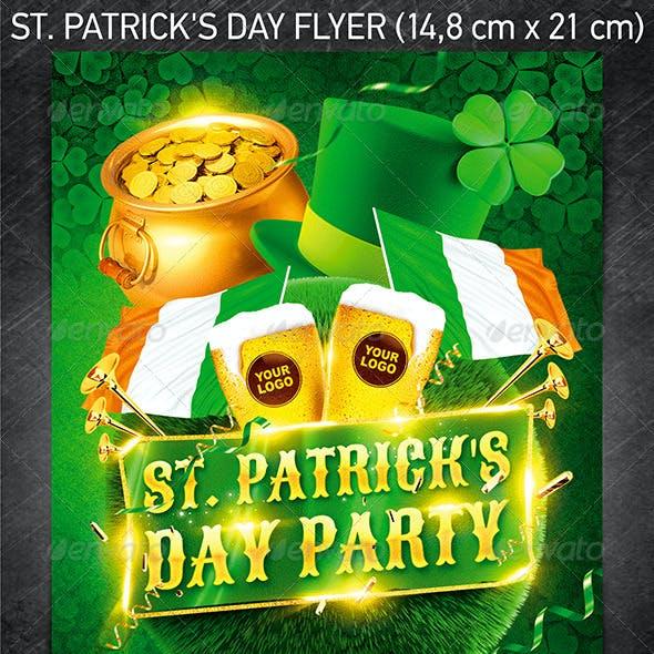 St. Patrick's Day Flyer Vol.3