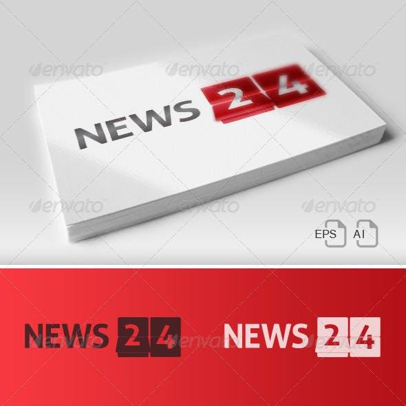 News 24 Logo
