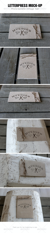 Label Mockup - Logo Product Mock-Ups