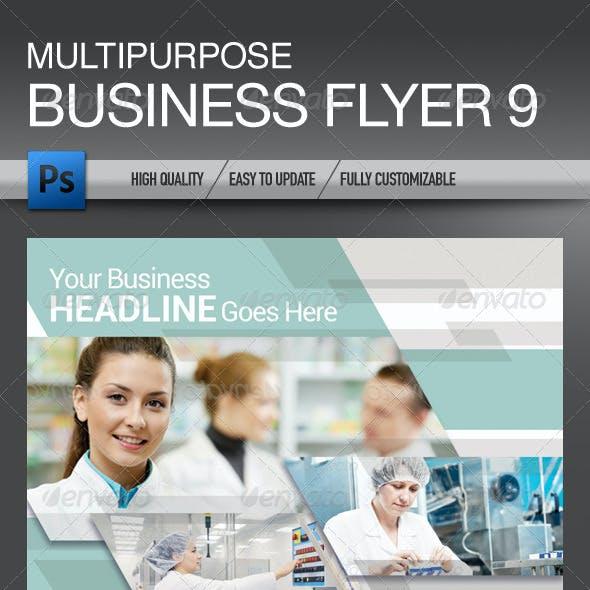 Multipurpose Business Flyer 9