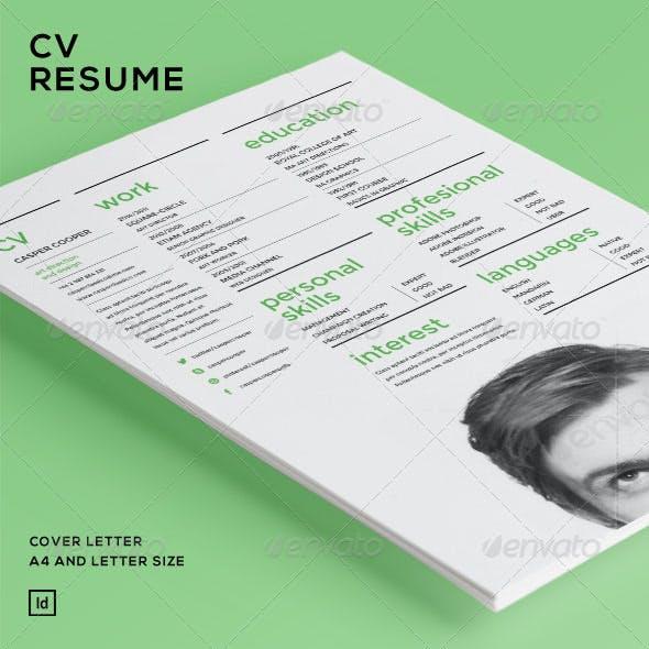 CV - Resume