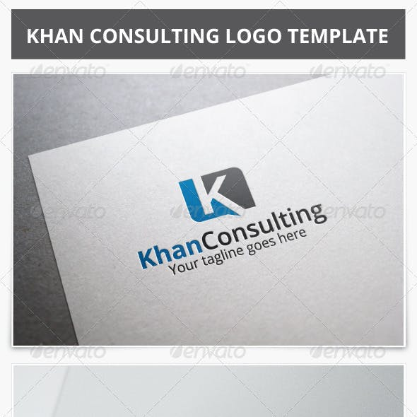 Khan Consulting Logo