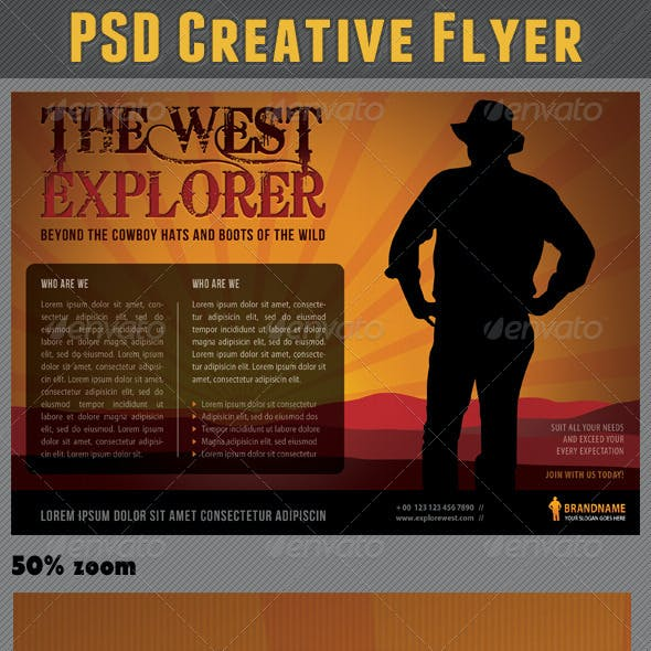Explore The West Flyer