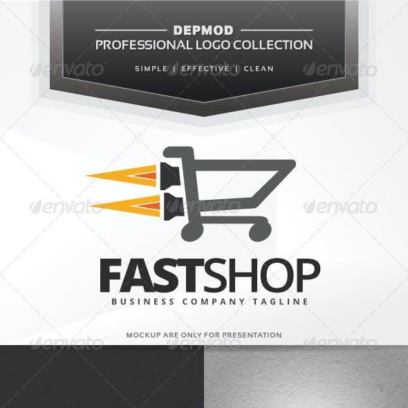 Fast Shop V.02 Logo
