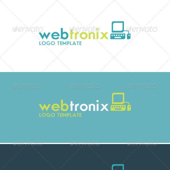 Webtronix Logo