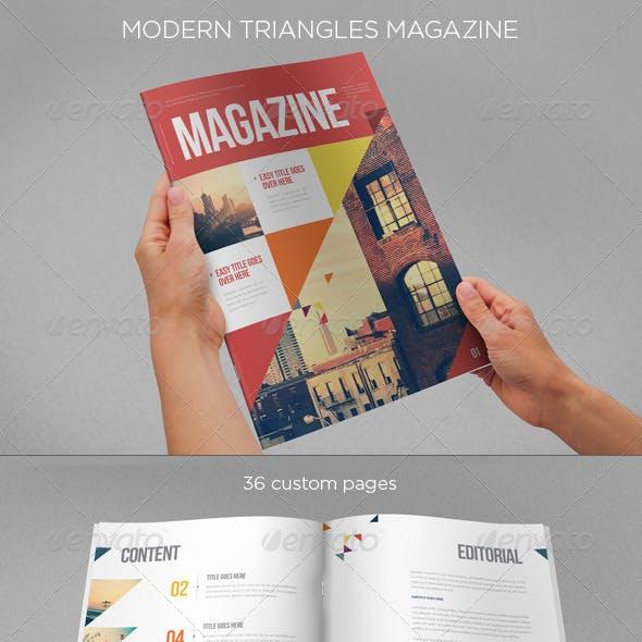 Modern Triangles Magazine