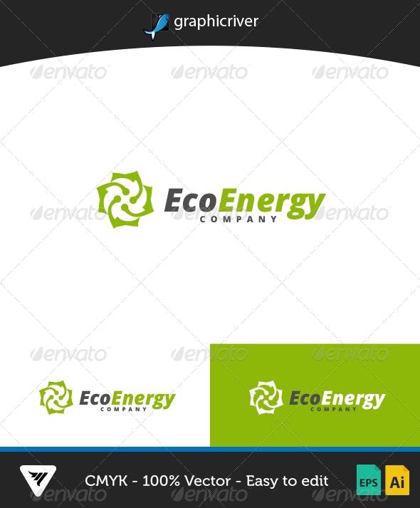 EcoEnergy Logo - Logo Templates