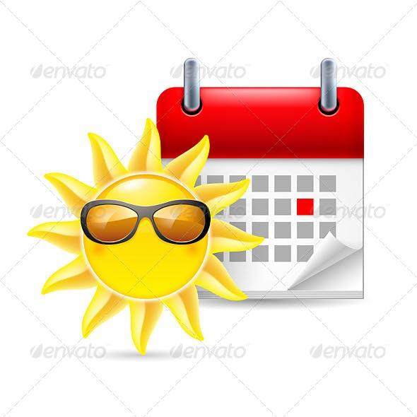 Sun and Calendar