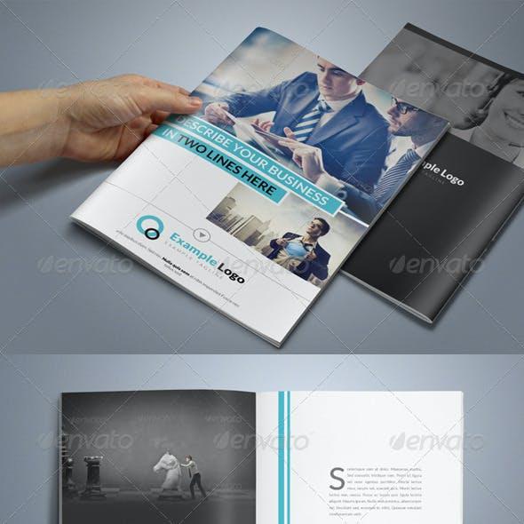 3in1 Multipurpose Business Brochure Bundle