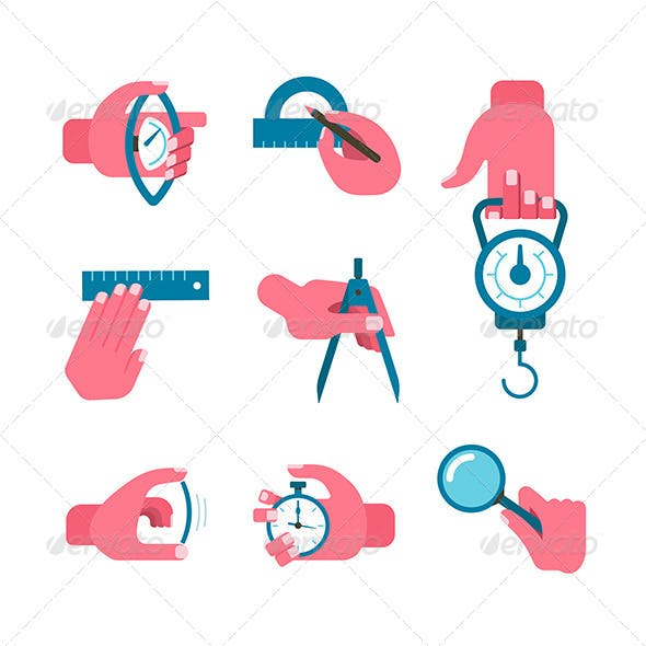 Hand-held Measurement Tools