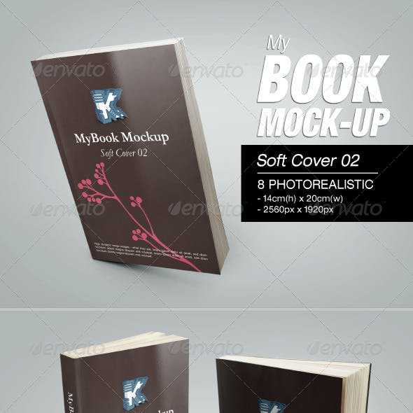 Soft Cover 02 Mock-up