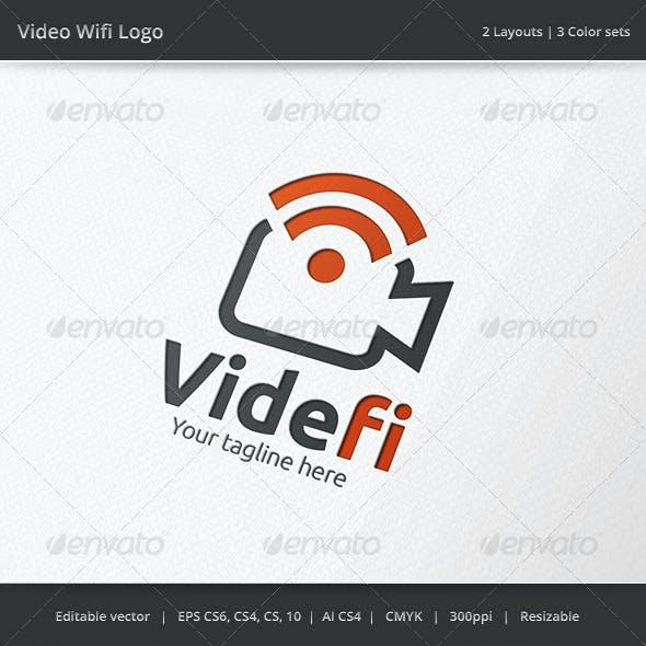 Video Wifi Camera Logo