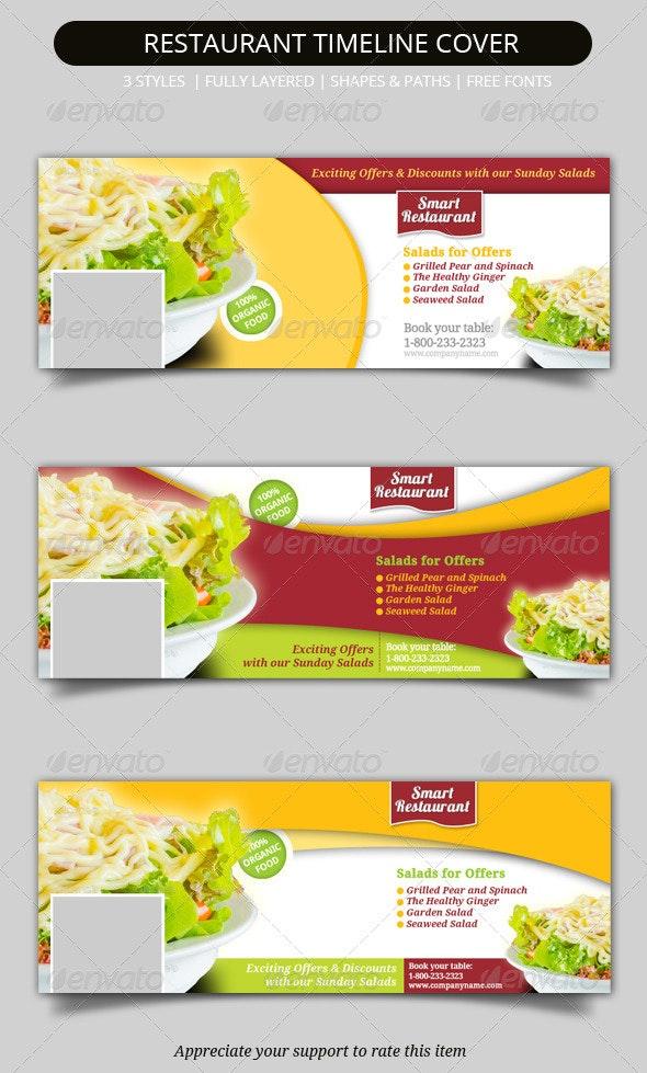 Restaurant Facebook Timeline Covers - Facebook Timeline Covers Social Media