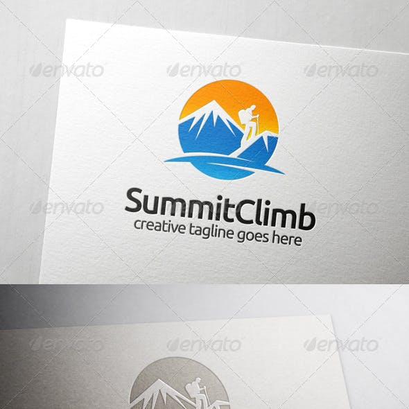 Summit Climb Logo
