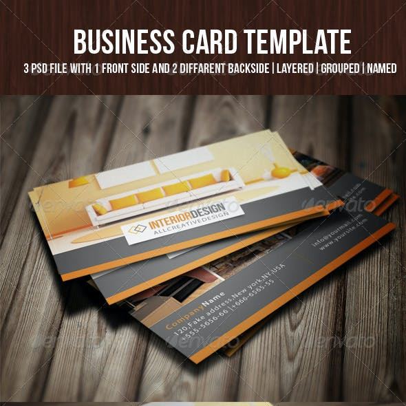 Template Business Card Templates & Designs from GraphicRiver