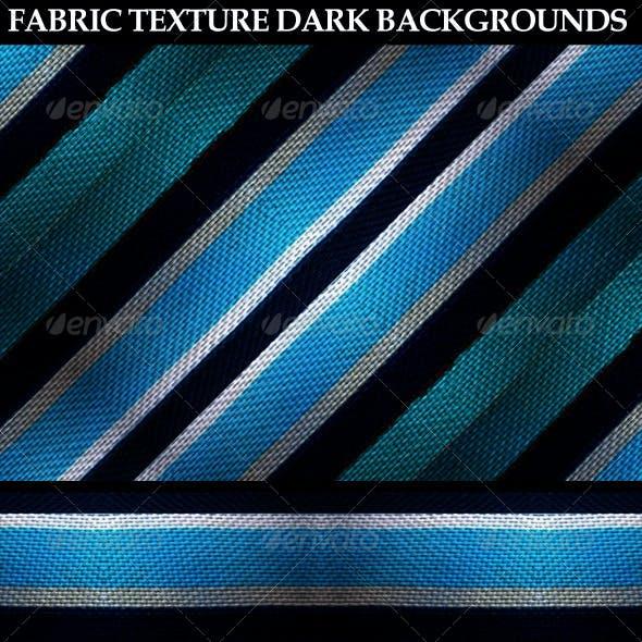 5 Fabric Texture Dark Backgrounds